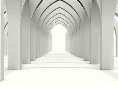 Fototapety ARCHITEKTURA tunele 364