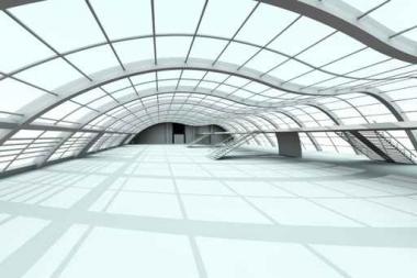 Fototapety ARCHITEKTURA tunele 371