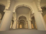 Fototapety ARCHITEKTURA tunele 373 mini