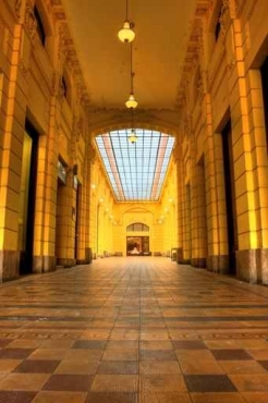 Fototapety ARCHITEKTURA tunele 377
