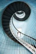 Fototapety ARCHITEKTURA schody 392 mini