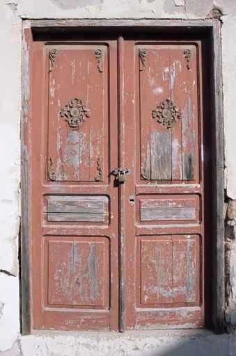 Fototapety ULICZKI drzwi 4353-big