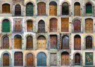 Fototapety ULICZKI drzwi 4356 mini