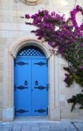 Fototapety ULICZKI drzwi 4360 mini