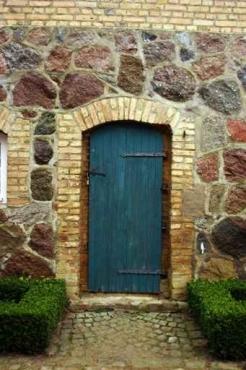 Fototapety ULICZKI drzwi 4366