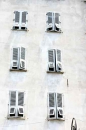 Fototapety ULICZKI okna 4370 mini