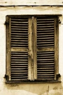 Fototapety ULICZKI okna 4371 mini