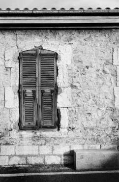 Fototapety ULICZKI okna 4372