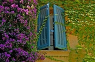 Fototapety ULICZKI okna 4375 mini
