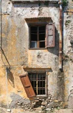 Fototapety ULICZKI okna 4380