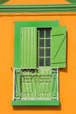 Fototapety ULICZKI okna 4381