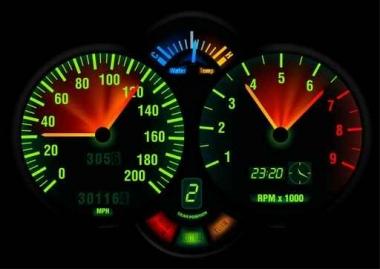 Fototapety TRANSPORT samochody 4717