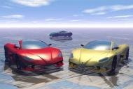 Fototapety TRANSPORT samochody 4723 mini