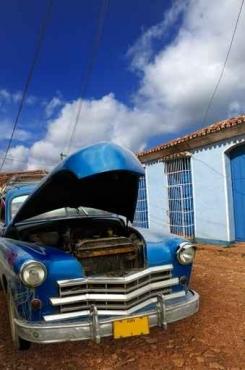 Fototapety TRANSPORT samochody 4731