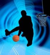 Fototapety SPORT koszykówka 5046 mini