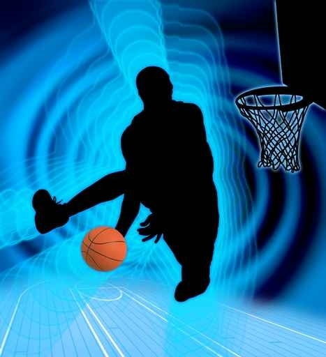 Fototapety SPORT koszykówka 5046-big