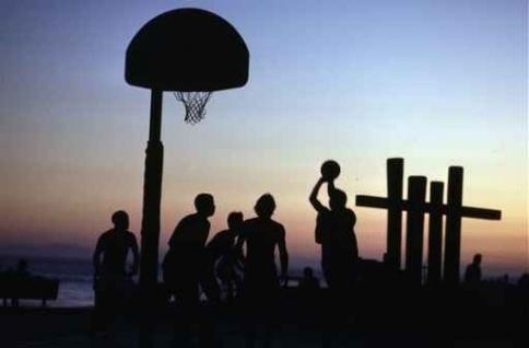 Fototapety SPORT koszykówka 5051-big