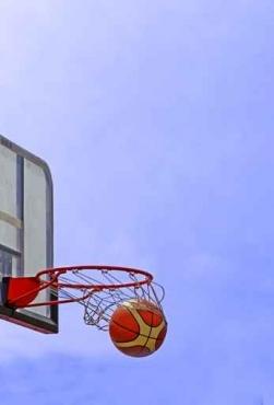 Fototapety SPORT koszykówka 5054