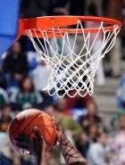 Fototapety SPORT koszykówka 5055 mini