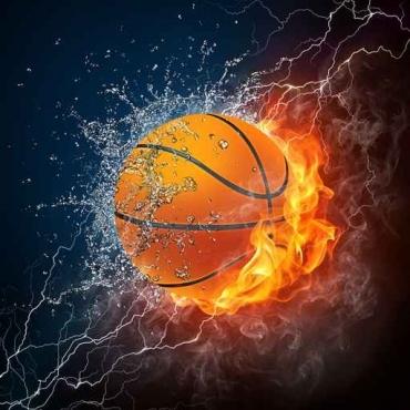 Fototapety SPORT koszykówka 5068