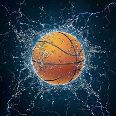 Fototapety SPORT koszykówka 5069
