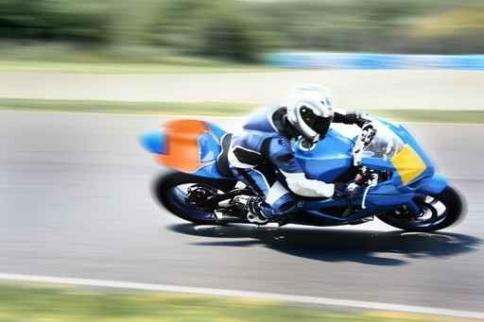 Fototapety SPORT motor 5093-big