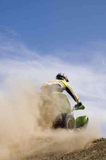 Fototapety SPORT motor 5097-big