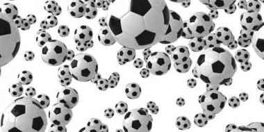 Fototapety SPORT piłka nożna 5111
