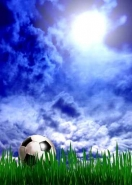 Fototapety SPORT piłka nożna 5116 mini