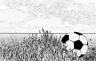 Fototapety SPORT piłka nożna 5131 mini