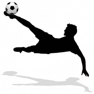 Fototapety SPORT piłka nożna 5135
