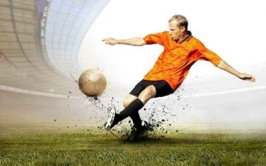 Fototapety SPORT piłka nożna 5136
