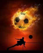 Fototapety SPORT piłka nożna 5137 mini