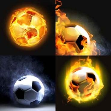 Fototapety SPORT piłka nożna 5140