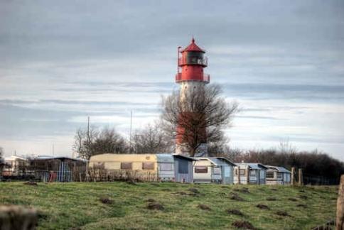Fototapety BUDOWLE, ZAMKI latarnia morska 516-big