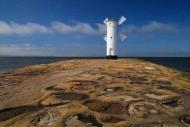 Fototapety BUDOWLE, ZAMKI latarnia morska 517 mini