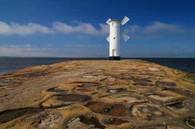 Fototapety BUDOWLE, ZAMKI latarnia morska 517
