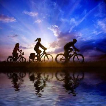 Fototapety SPORT rower 5184