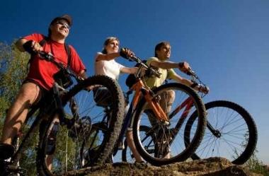 Fototapety SPORT rower 5185