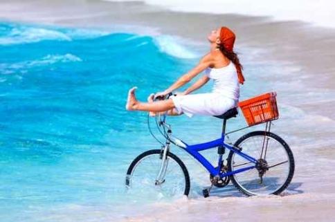 Fototapety SPORT rower 5186-big