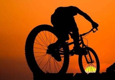 Fototapety SPORT rower 5187