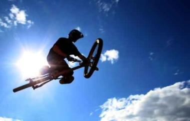 Fototapety SPORT rower 5188