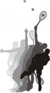 Fototapety SPORT tennis 5223 mini