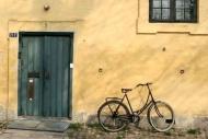 Fototapety ULICZKI rowery 5229 mini
