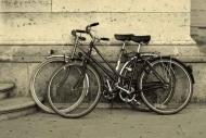 Fototapety ULICZKI rowery 5230 mini