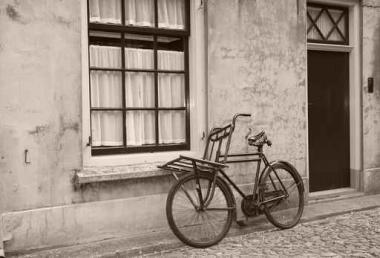Fototapety ULICZKI rowery 5231