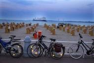 Fototapety ULICZKI rowery 5237 mini