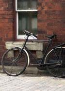Fototapety ULICZKI rowery 5238 mini