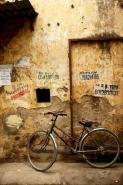 Fototapety ULICZKI rowery 5242 mini