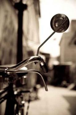 Fototapety ULICZKI rowery 5243